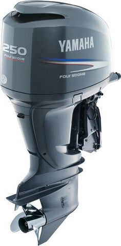 Yamaha Marine Outboard Z250C, LZ250C Service Repair Manual Download