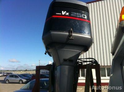 Yamaha Outboard VX250A Service Repair Manual Download