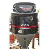 Yamaha VZ225 H outboard service repair manual. PID Range: 60Y-1005852~Current Mfg April 2005 and newer