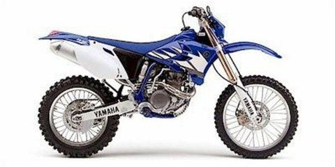 Yamaha WR450 1998-2009 Service Repair Manual Download