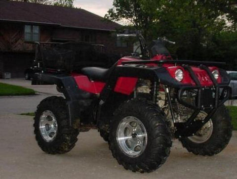 Yamaha Yfm600 4x4 Grizzly Atv Service Repair Manual 1998-1999 Download!!!