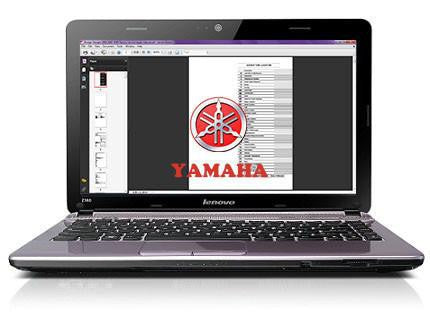 1995 Yamaha YFM 350 EX Wolverine Workshop Repair Service Manual PDF Download