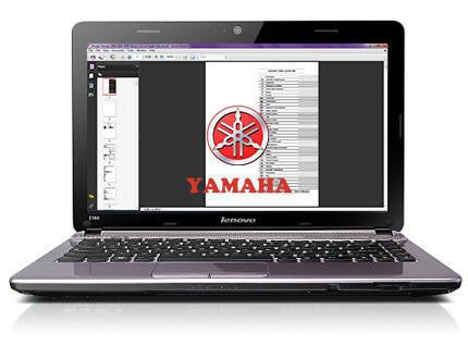 2009 Yamaha YZFR1 Workshop Repair Service Manual PDF Download
