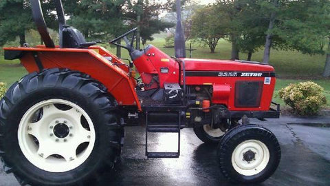 Zetor 3320 3340 4320 4340 5320 5340 5340 6320 6320 6340 6340 6340 Turbo Horal Tractor Workshop Service & Repair Manual # 1 Download