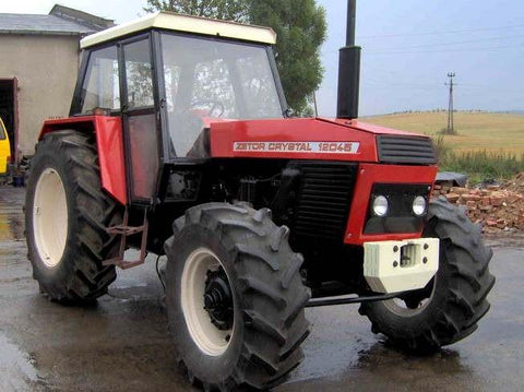 Zetor 8011 8045 12011 12045 Tractor Service Repair Workshop Manual DOWNLOAD