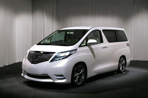 2009 Toyota Alphard Workshop Service Repair Manual