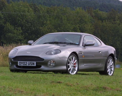 Aston Martin Db7 1994-1999 Factory Service Repair Manual Pdf Download