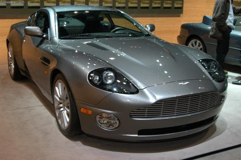 Aston Martin V12 Vanquish 2003 Repair Service Manual