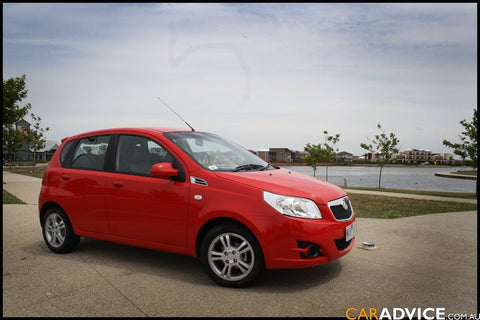2009 Holden Barina Part's Catalogue Manual Download