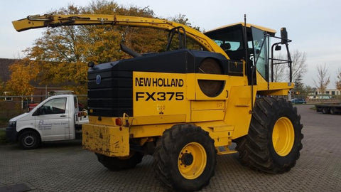 new holland forage harvester fx28 fx38 fx48 fx58 fx300 fx375 fx450 rh reliable store com New Holland Mower Manual new holland fx 375 specifications