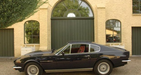 Aston Martin V8 Saloon 1981 Workshop Repair Service Manual
