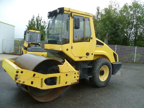 1996 BOMAG BW 177 D-4 service manual