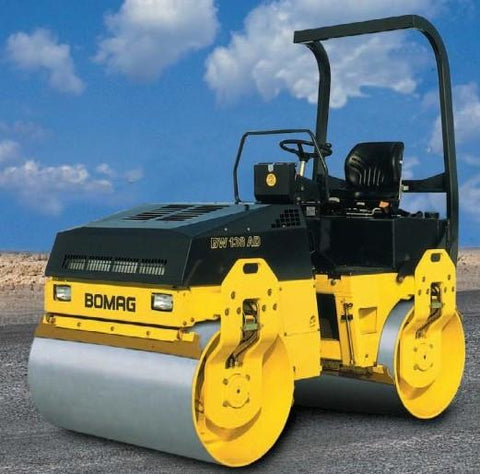 BOMAG MPH 362 / MPH 364 / MPH 454 RECYCLER & STABILIZER SERVICE REPAIR MANUAL