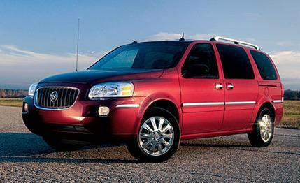 2005 Buick Terraza CXL Workshop Service Repair Manual