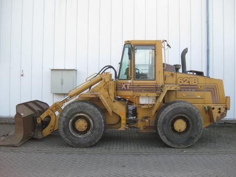 CASE 621B 721B WHEEL LOADER SERVICE MANUAL 7-60064