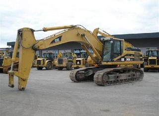 2009 Caterpillar CAT 345B, 345BL Track-Type Excavator Service Repair Manual