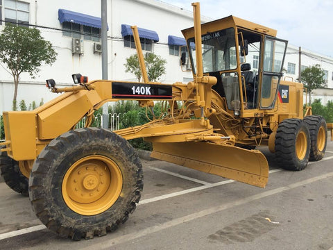 Caterpillar 140K Motor Grader Service Repair Manual