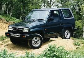 1994 Daihatsu Feroza (Sportrak) 1.6i Workshop Service Repai Manual