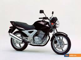 2004 Honda CBF 250 Workshop Service Repair Manual
