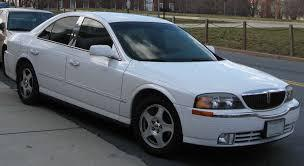 2000 Ford Lincoln LS Workshop Service Repair Manual