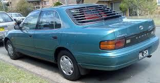 1993 Toyota Camry 200SE Workshop Service Repair Manual