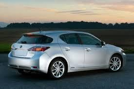 2012 Lexus CT 220h Workshop Service Repair Manual