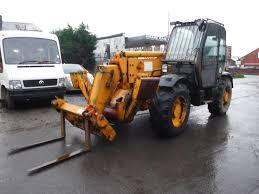 2003 JCB 532-120 Telehandler Operator Manual S/no: 1016450 and up