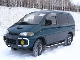 1996 Mitsubishi Delica Workshop Service Repair Manual