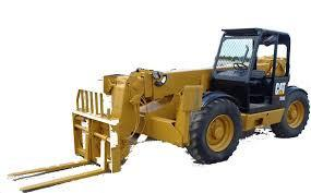 Caterpillar TH62, TH63, TH82, TH83, TH103 Telehandler Factory Service & Shop Manual