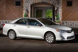 2014 Toyota Camry owners mnaual