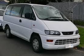 1999 Mitsubishi Starwagon Van Service Repair Manual