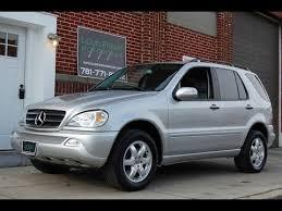 2002 Mercedes-Benz - M-class (W163) - ML 500 Workshop Manual