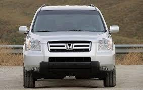 Honda Pilot EX-L 2005 2006 2007 2008 Service Repair Manual