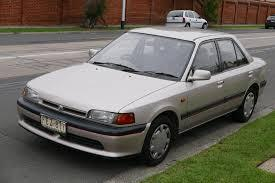 1993 Mazda 323 Workshop Service Repair Manual