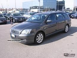 2006 Toyota Avensis Xi wagon Workshop Service Repair Manual