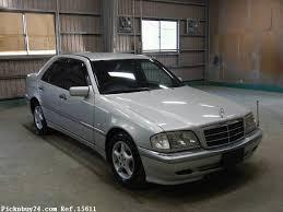 1999 Mercedes Benz C240 Workshop Service Repair Manual