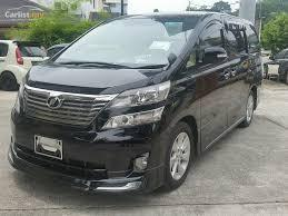 2010 TOYOTA VELLFIRE ONWERS MANUAL PDF DOWNLOAD