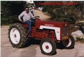 International 276 Gas Tractor Workshop Service Repair Manual