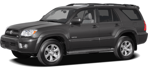2007 Toyota 4x4 Runner Workshop Service Repair Manual
