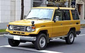 Toyota Land Cruiser HZJ76 2007 Workshop Service Repair manual