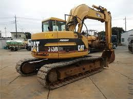 Caterpillar Cat 313 BSR Service Repair Manual