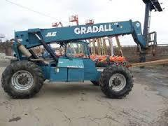 2007 GRADALL 534D-9 Workshop Service Repair Manual