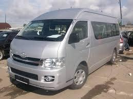 2008 TOYOTA HIACE WORKSHOP REPAIR SERVICE MANUAL