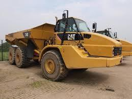 Caterpillar Cat 740 Parts Catalogue Manual