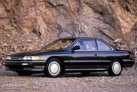 1990 Acura Legend Workshop Service & Repair Manual