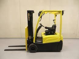 Hyster J1.8XNT - Electric Forklift Parts Catalogue Manual Download