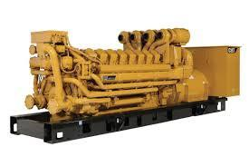 Caterpillar cat C175-16 Generator Set Parts Catalogue Manual