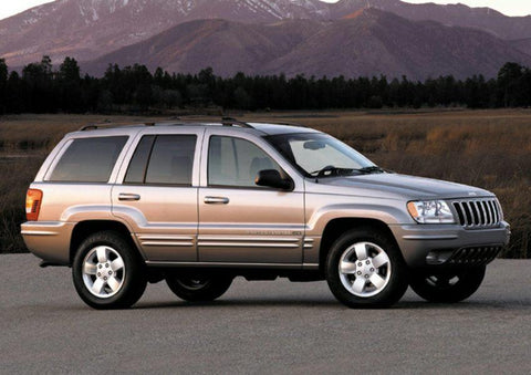 2001 Jeep grand Cherokee Owners Manual