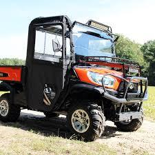Kubota RTV-X900, RTV-X1120D Workshop Service Manual