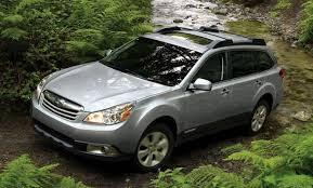 2011 Subaru Outback 2.5L Workshop Service Repair Manual